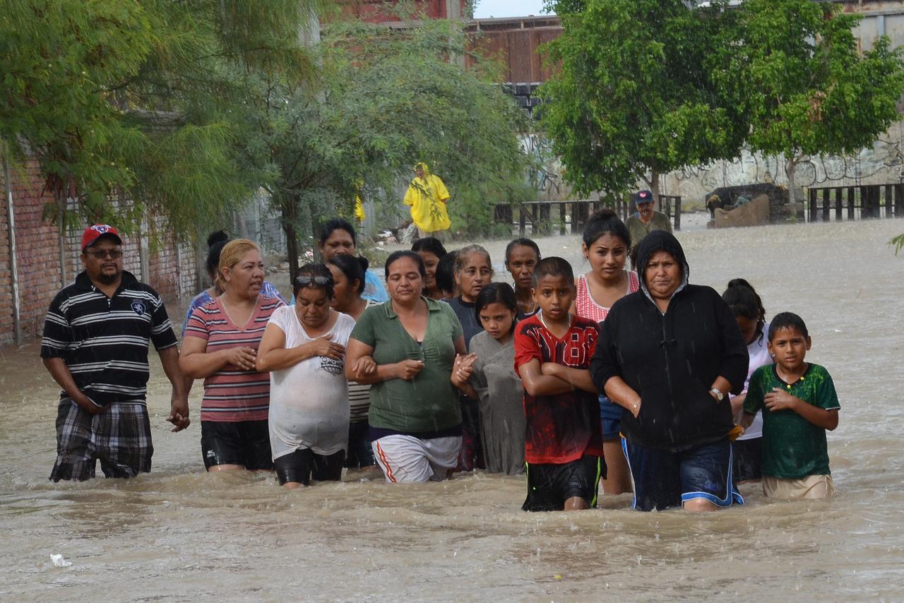Declaran Zona de Desastre en Torreón