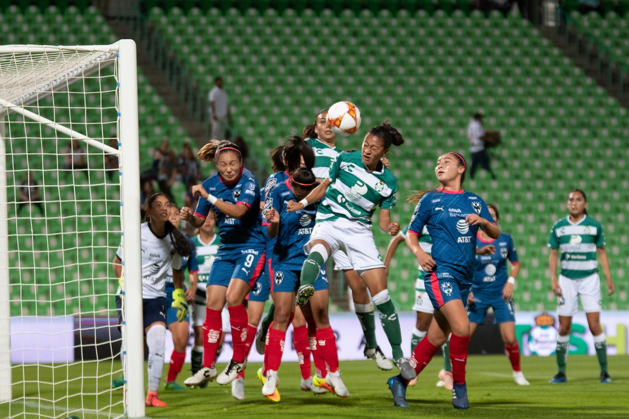 Santos Femenil suma sexta derrota en fila