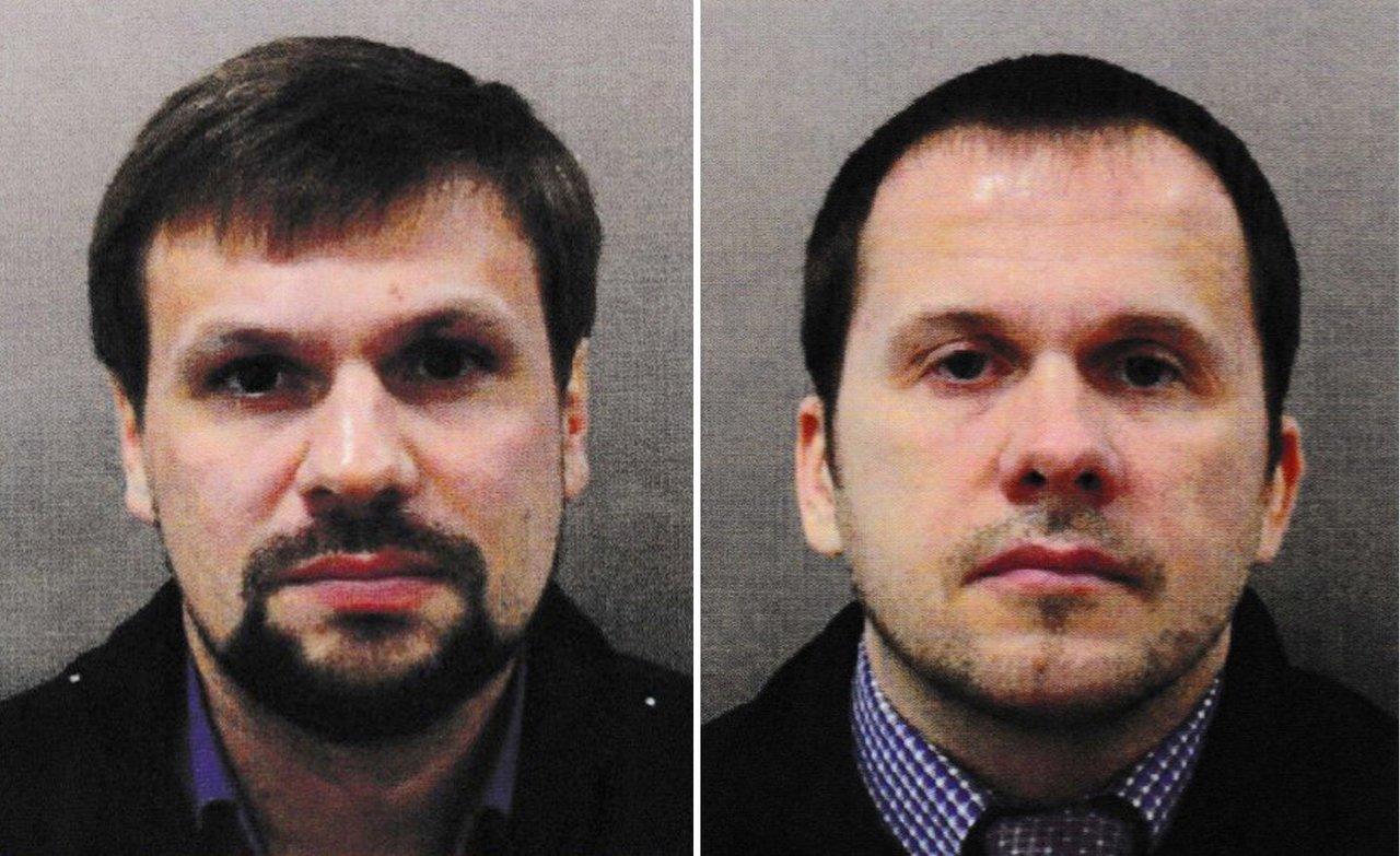 Sospechosos rusos fueron a Salisbury como turistas