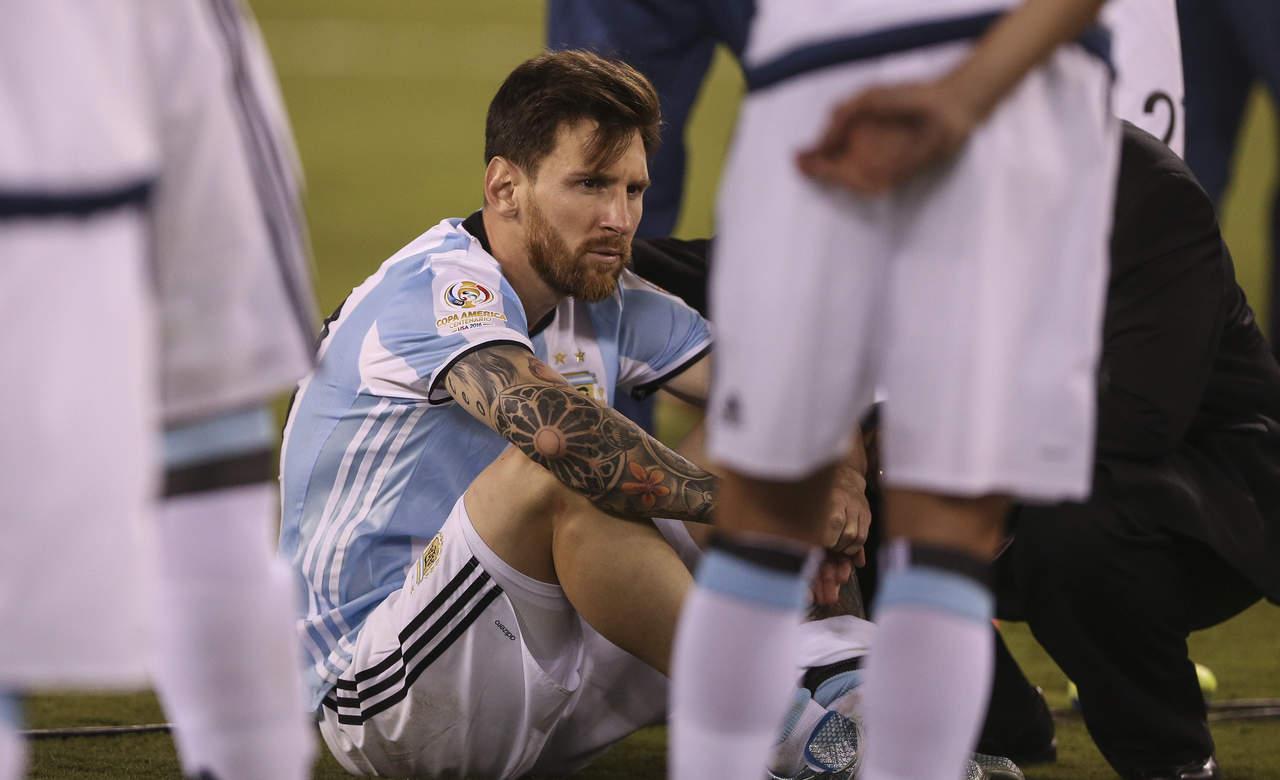 Preparador físico revela el peor momento de Messi con Argentina