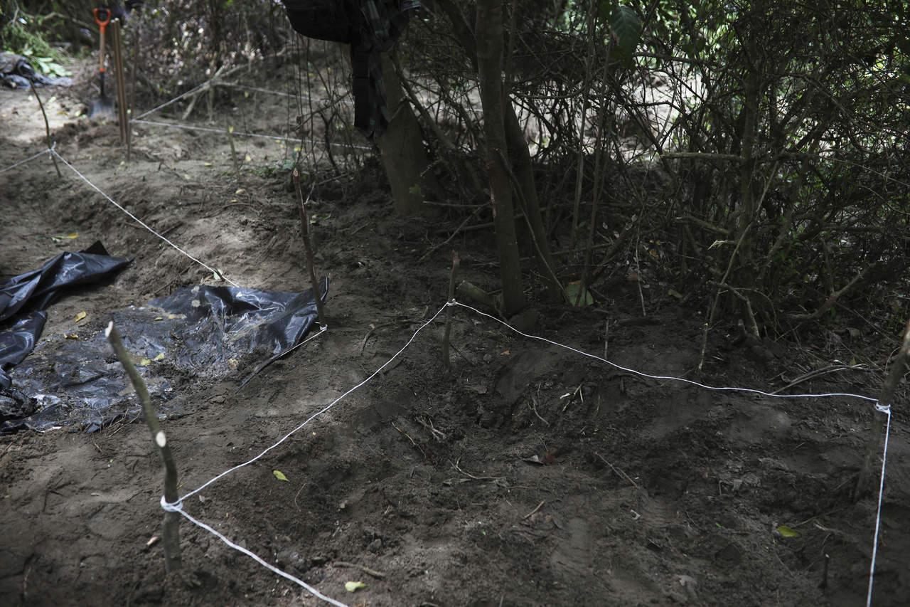 Colectivo solicita información de fosas descubiertas en Veracruz