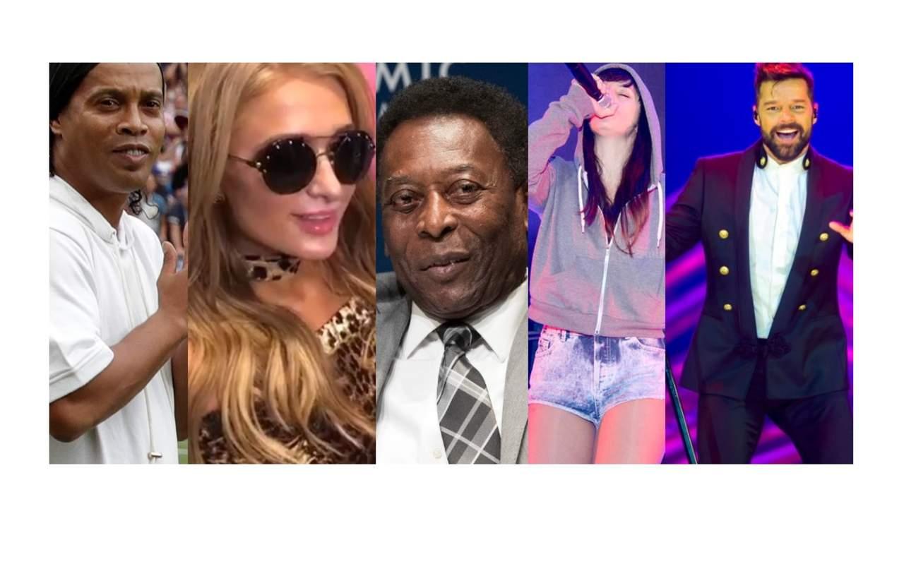 Personajes famosos que han estado en Torreón