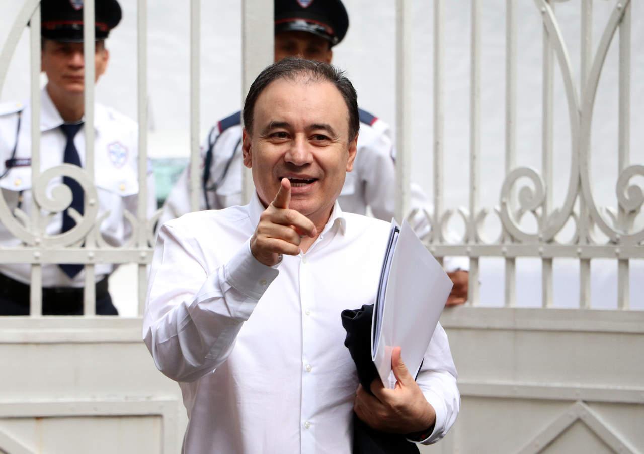 Alfonso Durazo y Porfirio Muñoz alistan toma de protesta