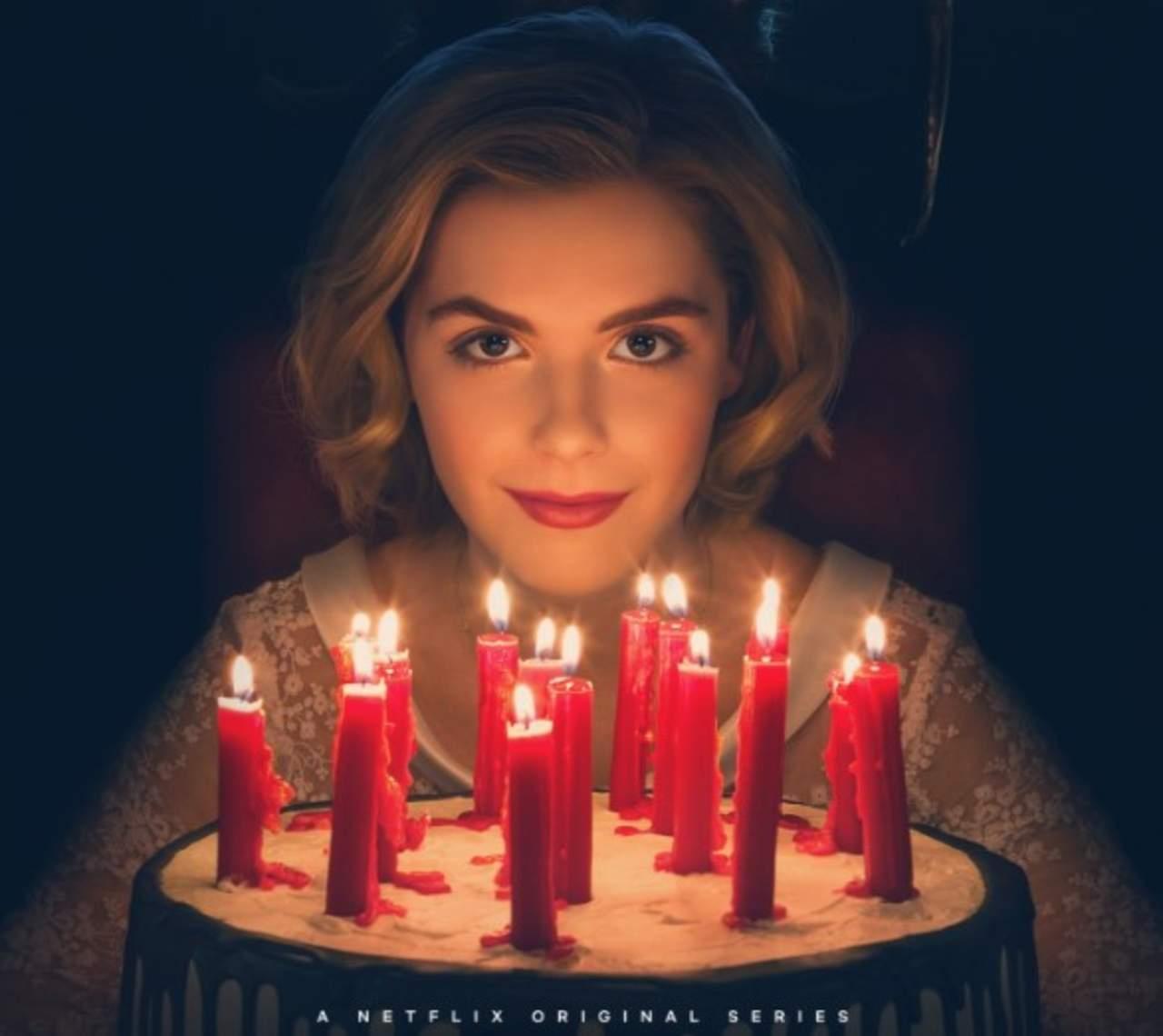 Netflix lanza escalofriante tráiler de la serie Sabrina