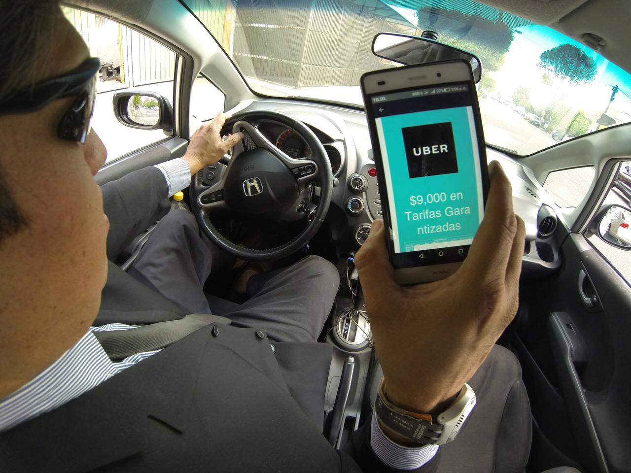 Aclara Uber sobre su tarifa dinámica