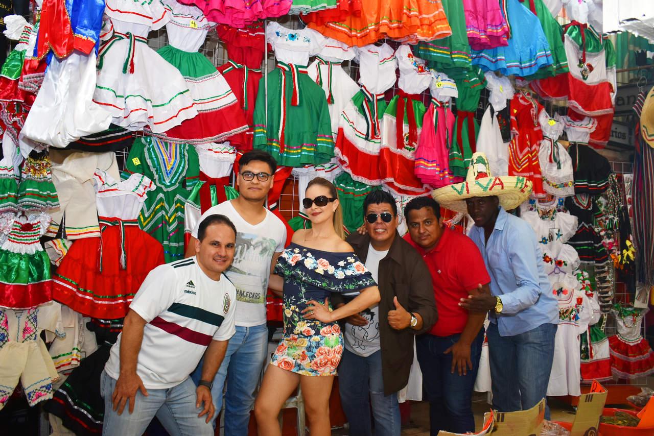 Hoy son Mi Barrio Mexicano