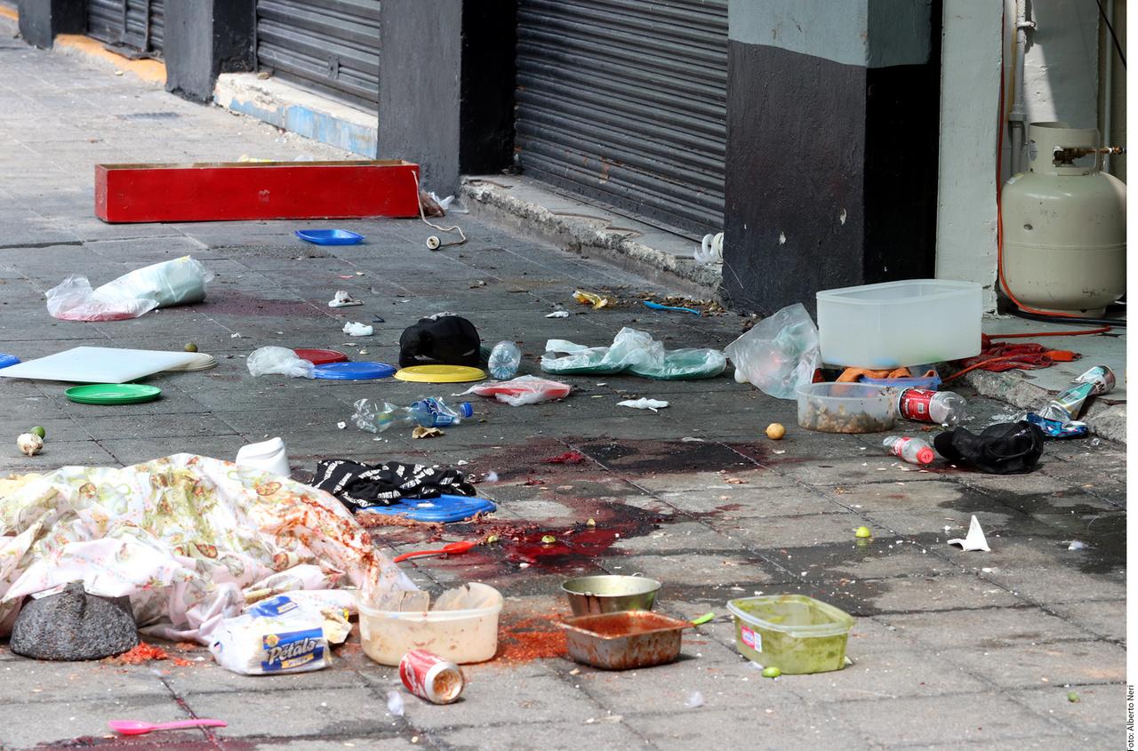 Tiroteo en Garibaldi deja cinco muertos