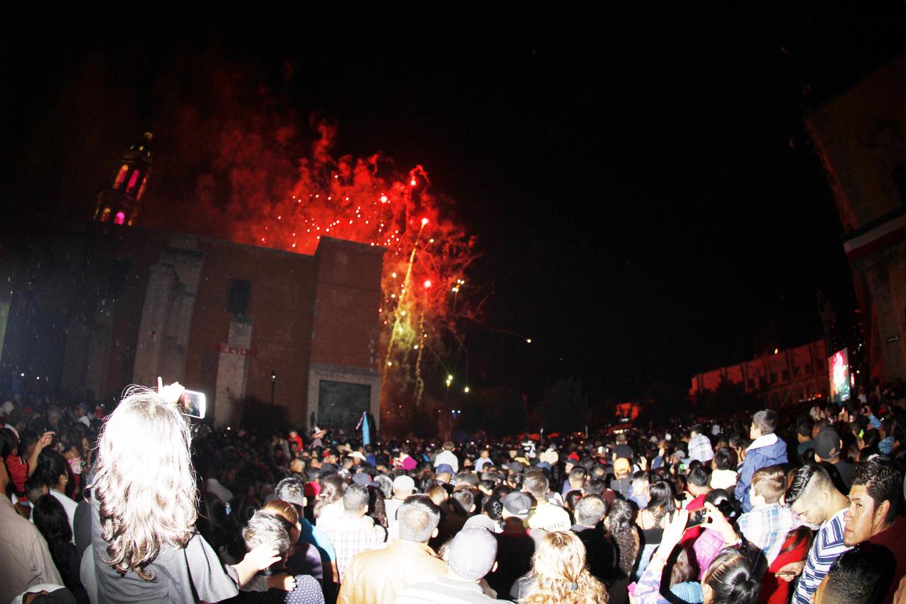 Durango festeja Día de la Independencia