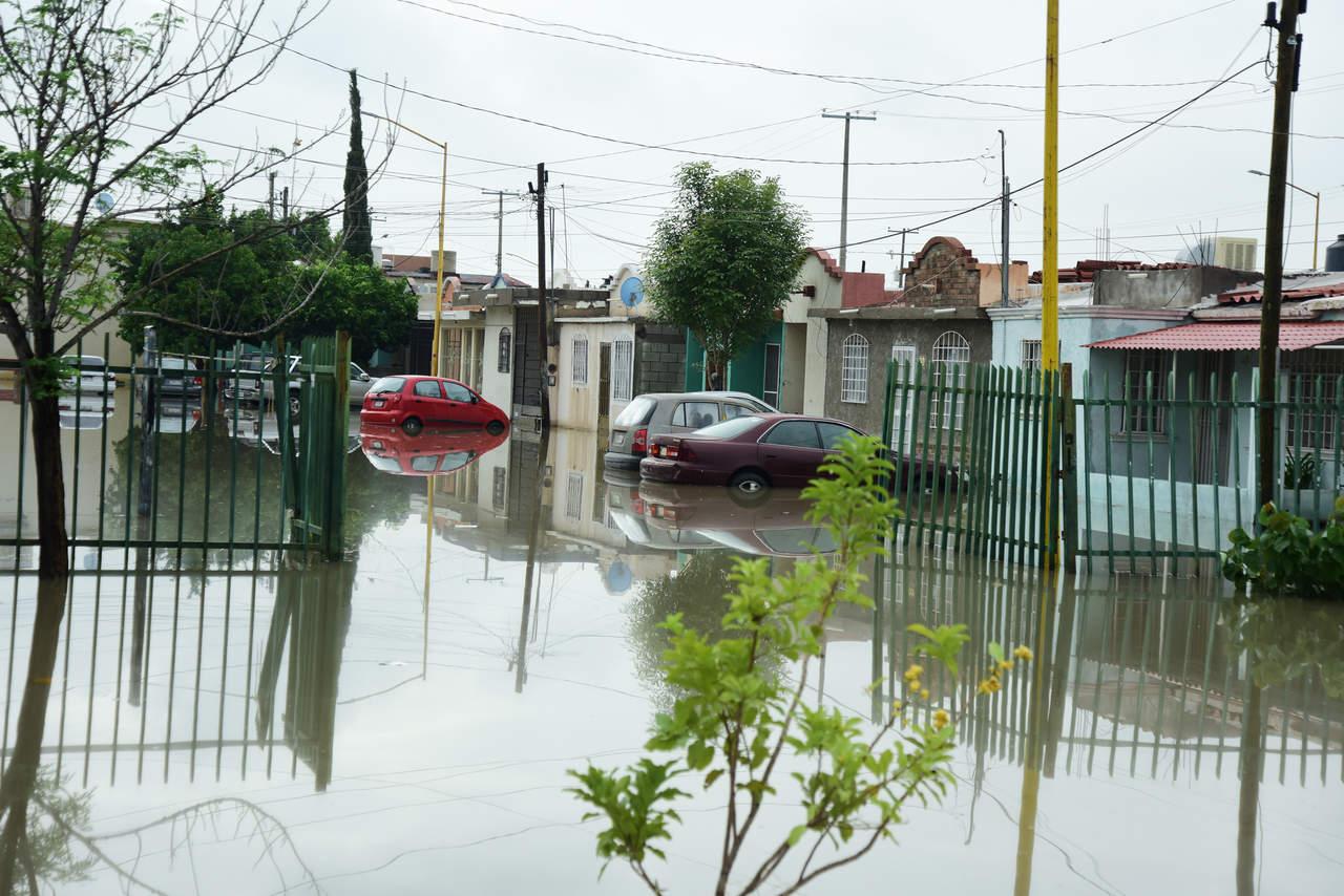 Realizan evaluación de daños a viviendas y colectores tras lluvias
