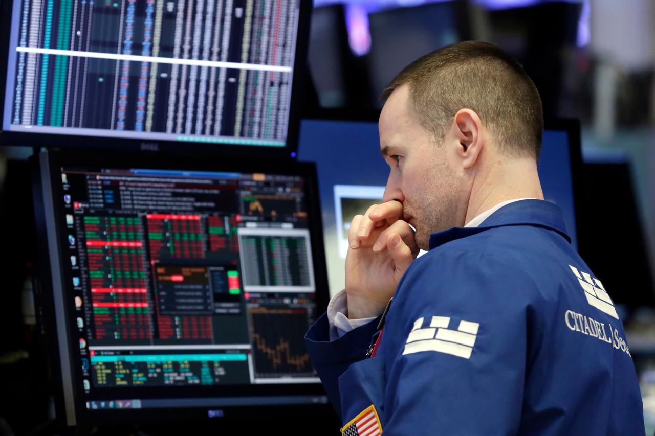 Bolsa Mexicana de Valores cae en línea con Wall Street