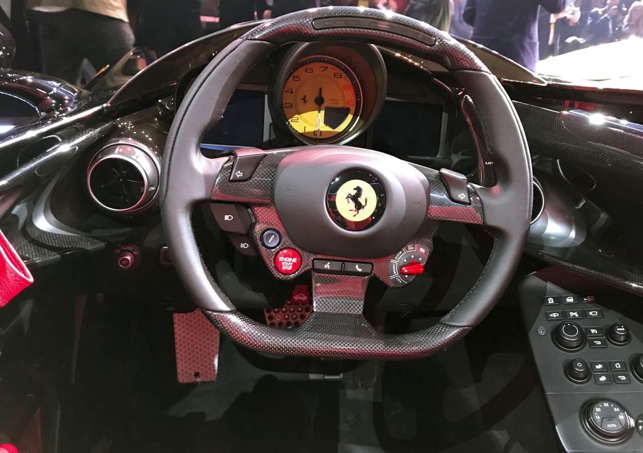 Ferrari muestra plan para revivir modelos icónicos