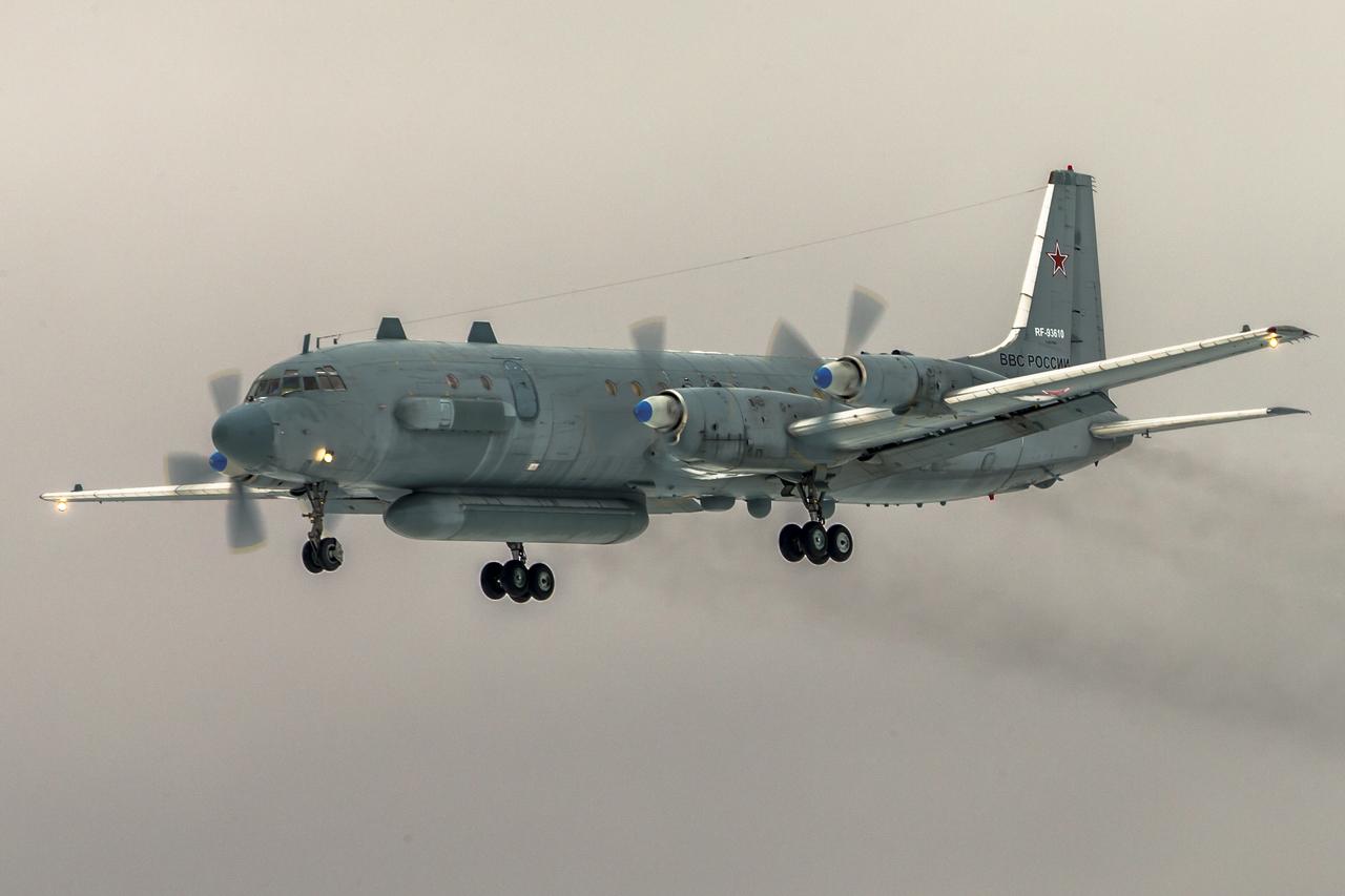 Avión con 15 militares rusos fue derribado