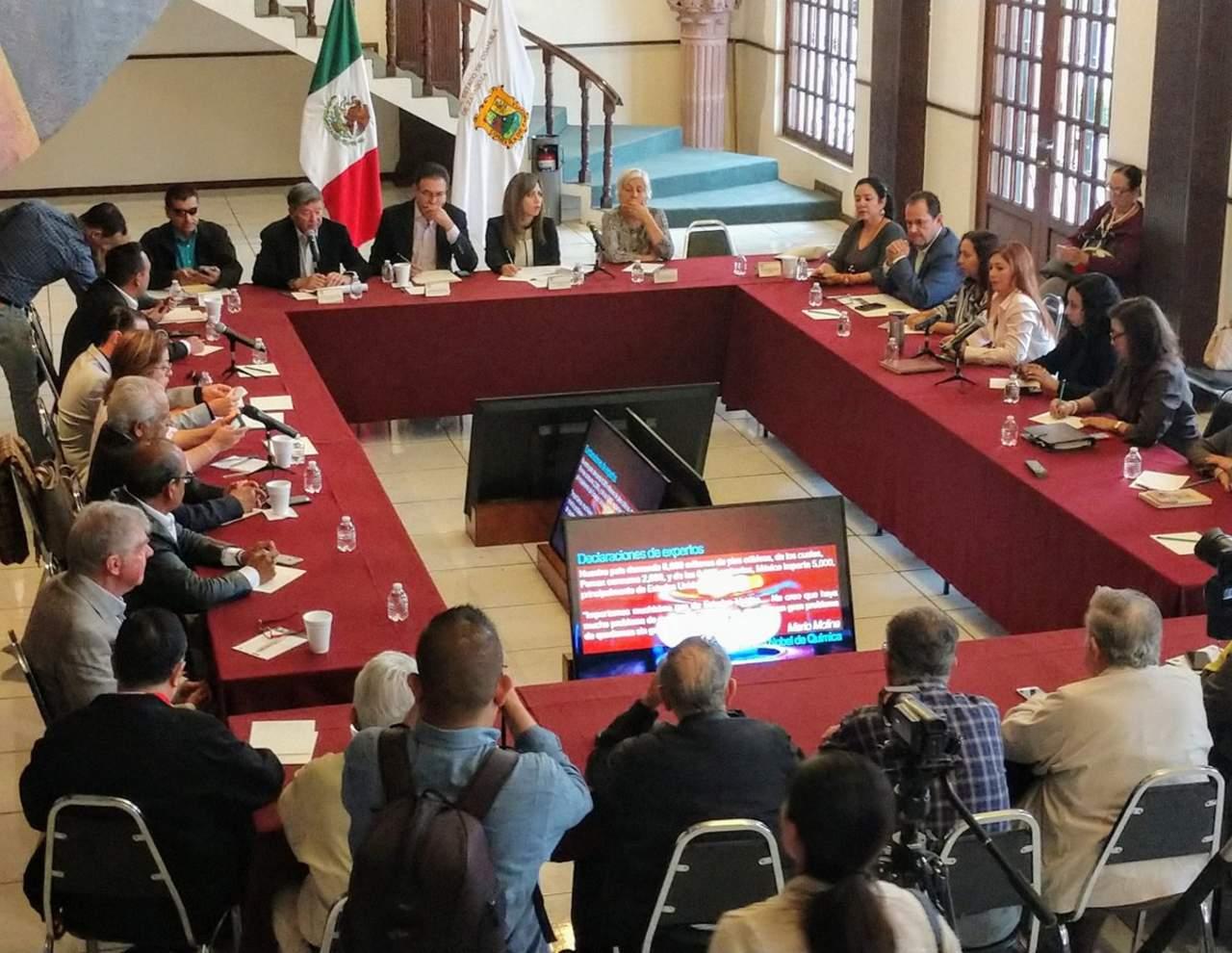 Preocupa a Montemayor reputación de México de prohibir fracking