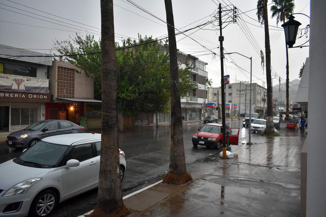Regresarán las lluvias ligeras a la Comarca Lagunera