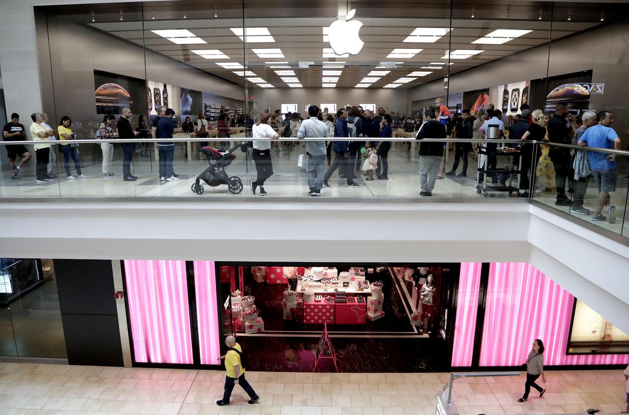 Se agota iPhone Xs en México