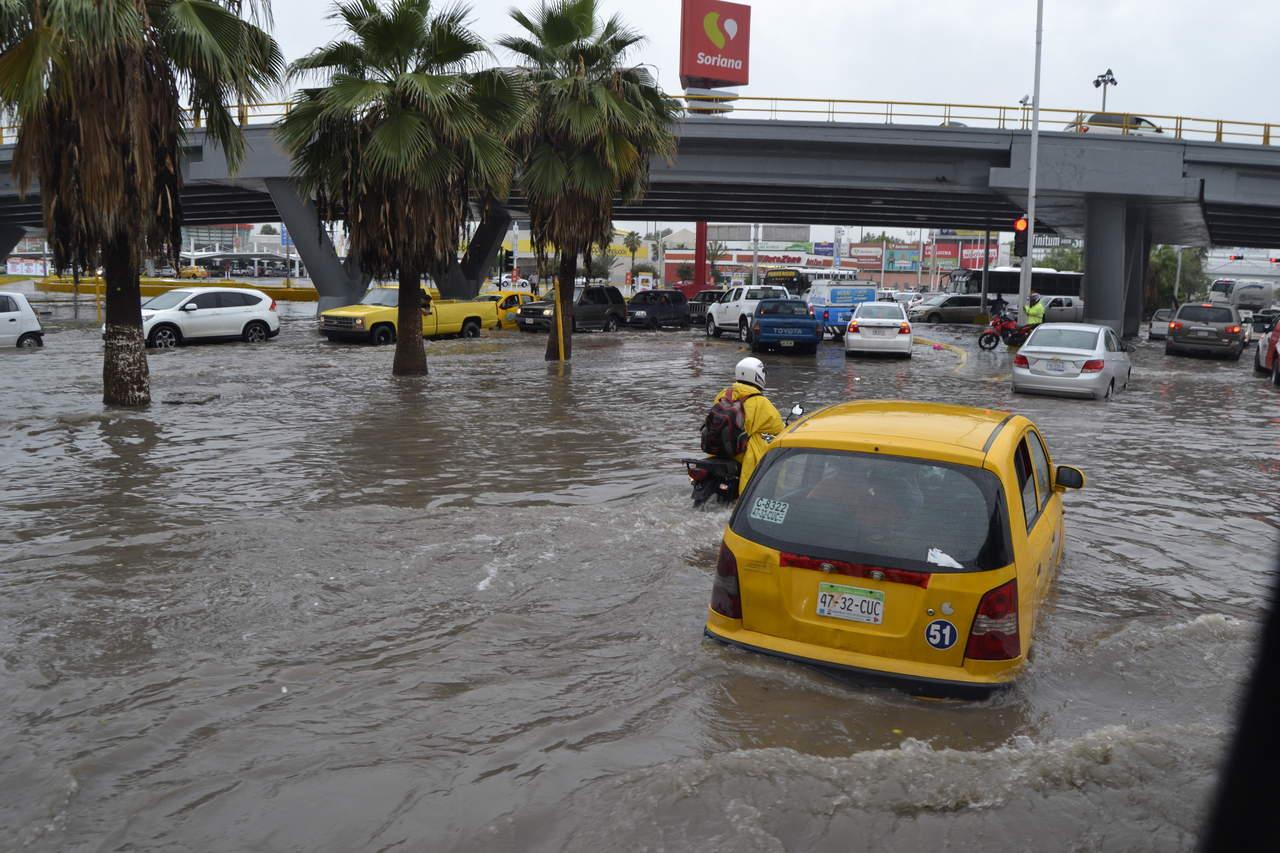 Piden todo ISN a proyectos de drenaje pluvial