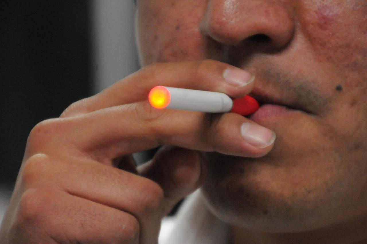 Riesgos de los cigarros electrónicos