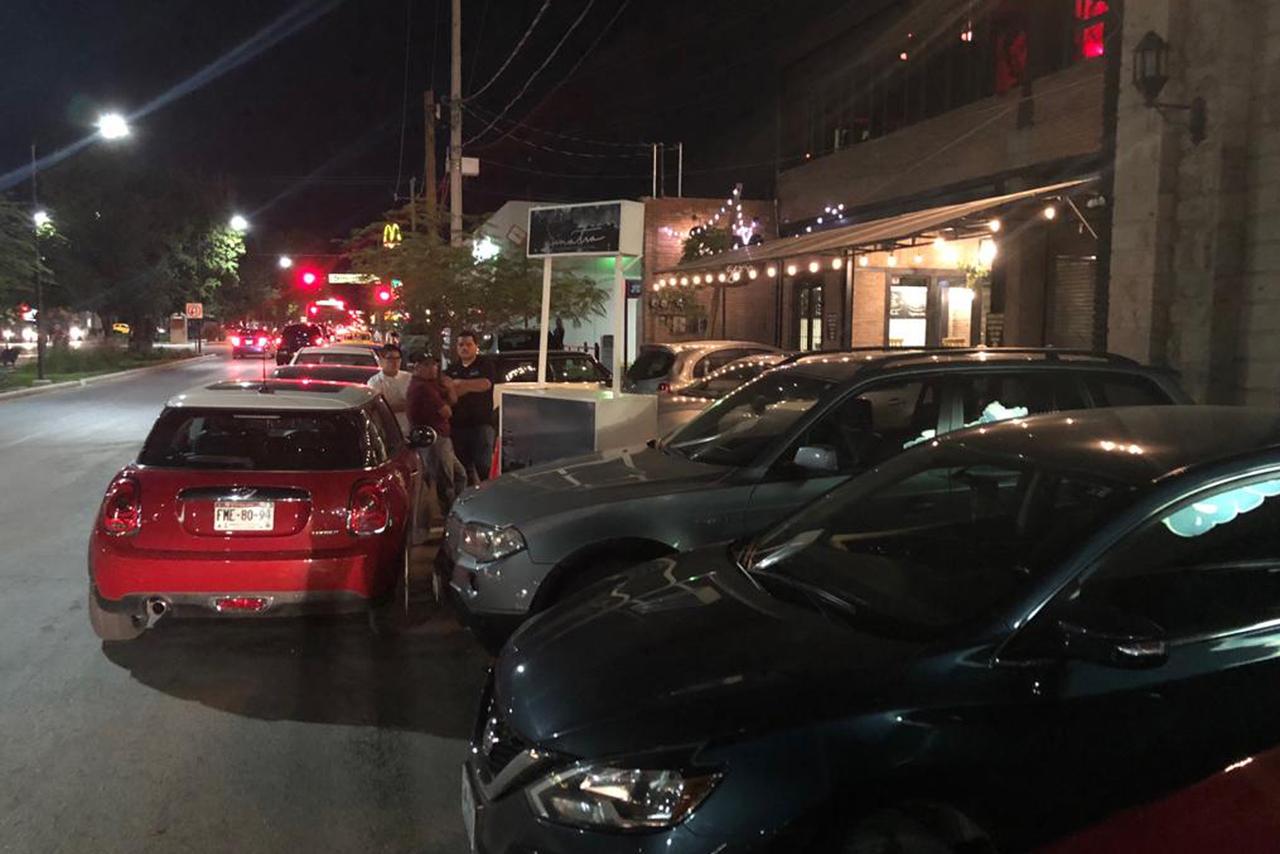Reina caos vial en Distrito Colón