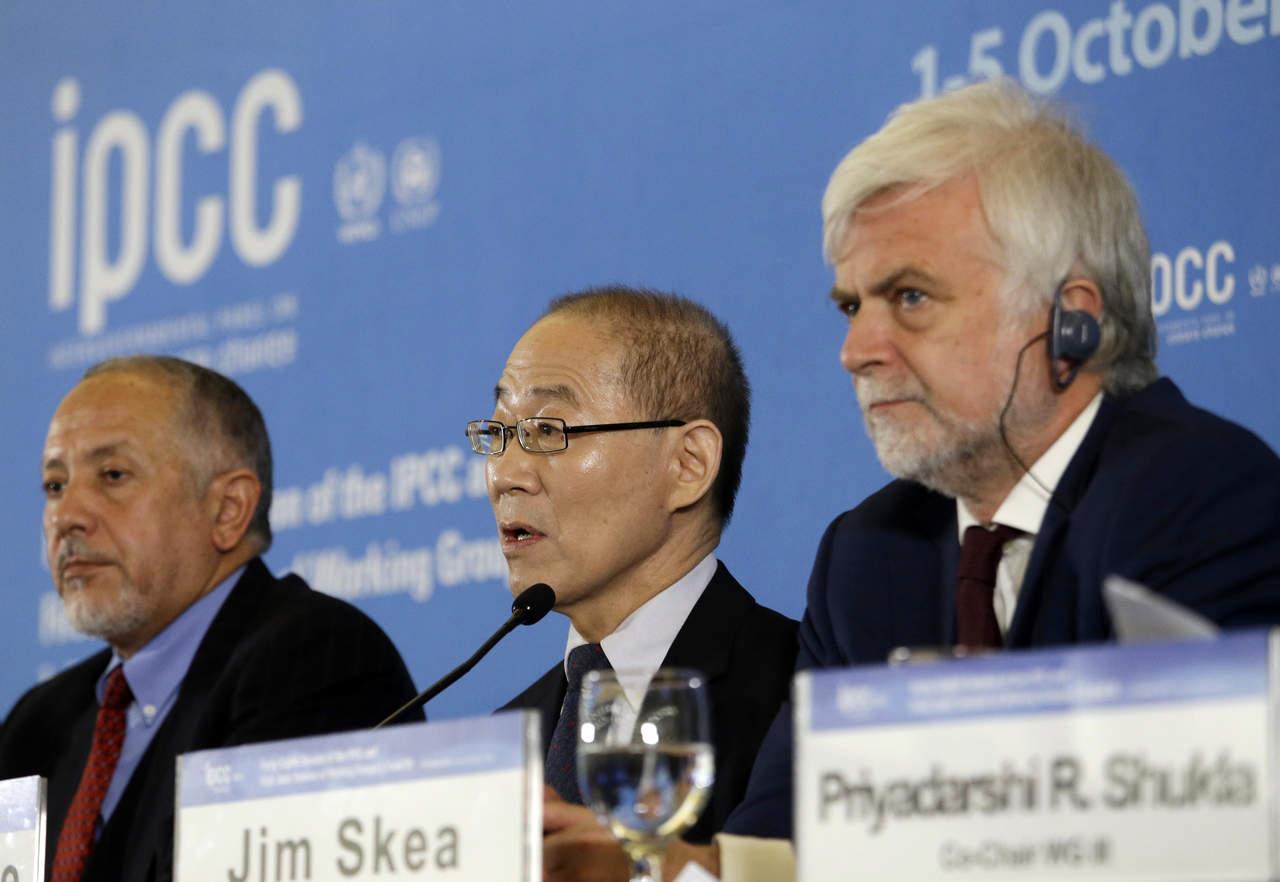 Al ritmo actual, temperatura subirá 1.5 grados en 2030: ONU