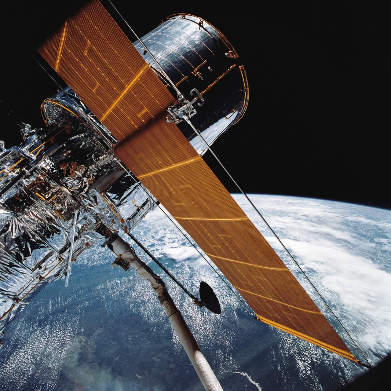 ¿Qué pasa con el telescopio espacial Hubble?