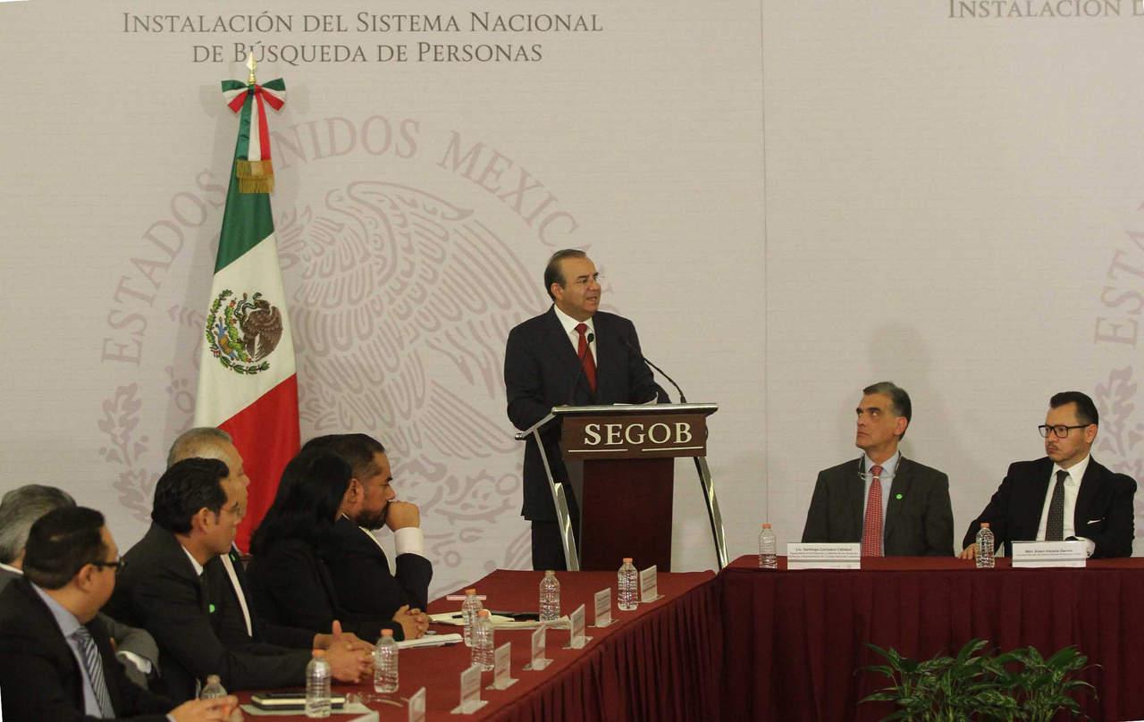 Gobierno mexicano confirma 37,485 desaparecidos en el país