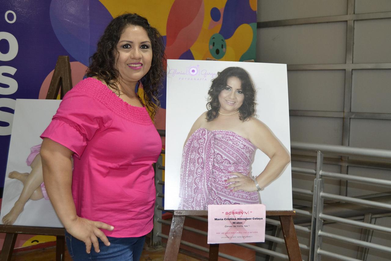 Sobrevive al cáncer de mama