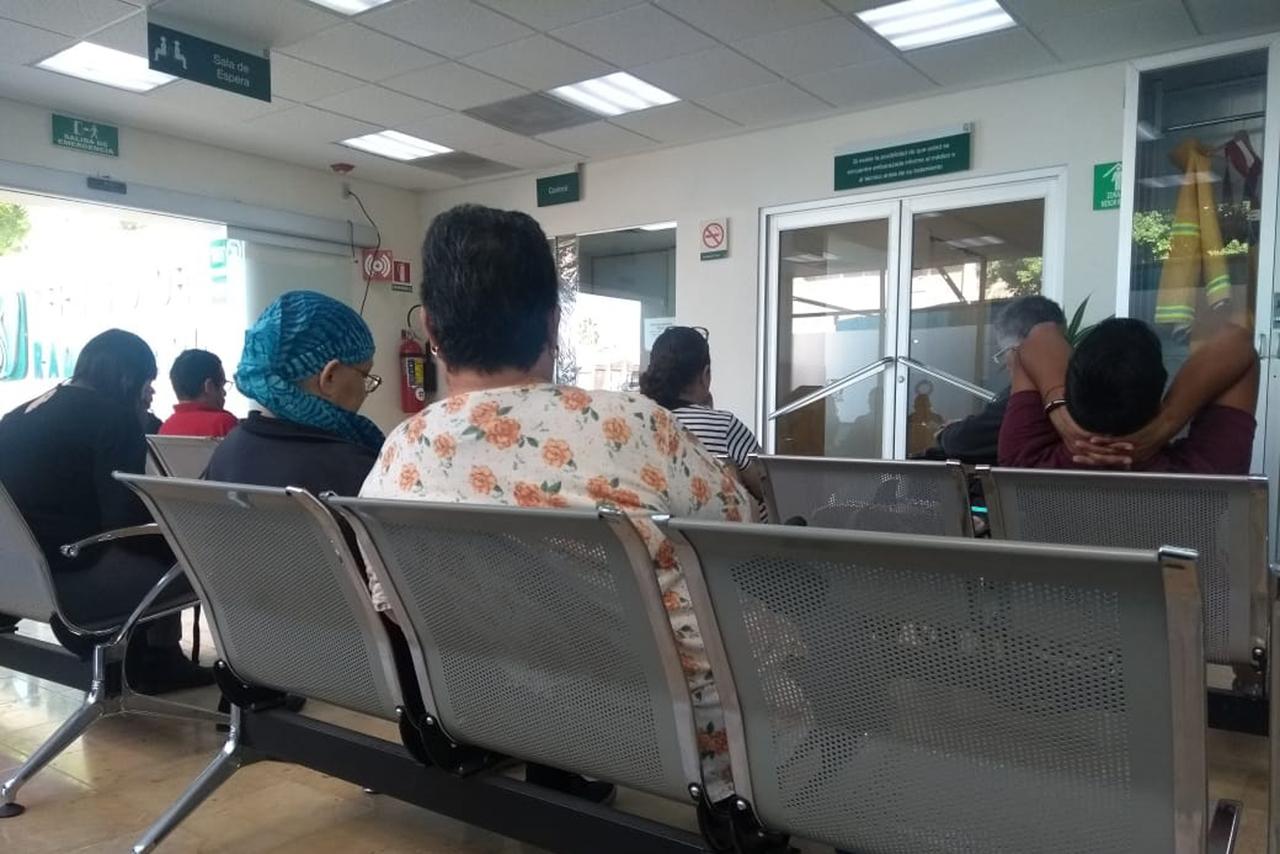 Falla equipo para radioterapias en UMAE