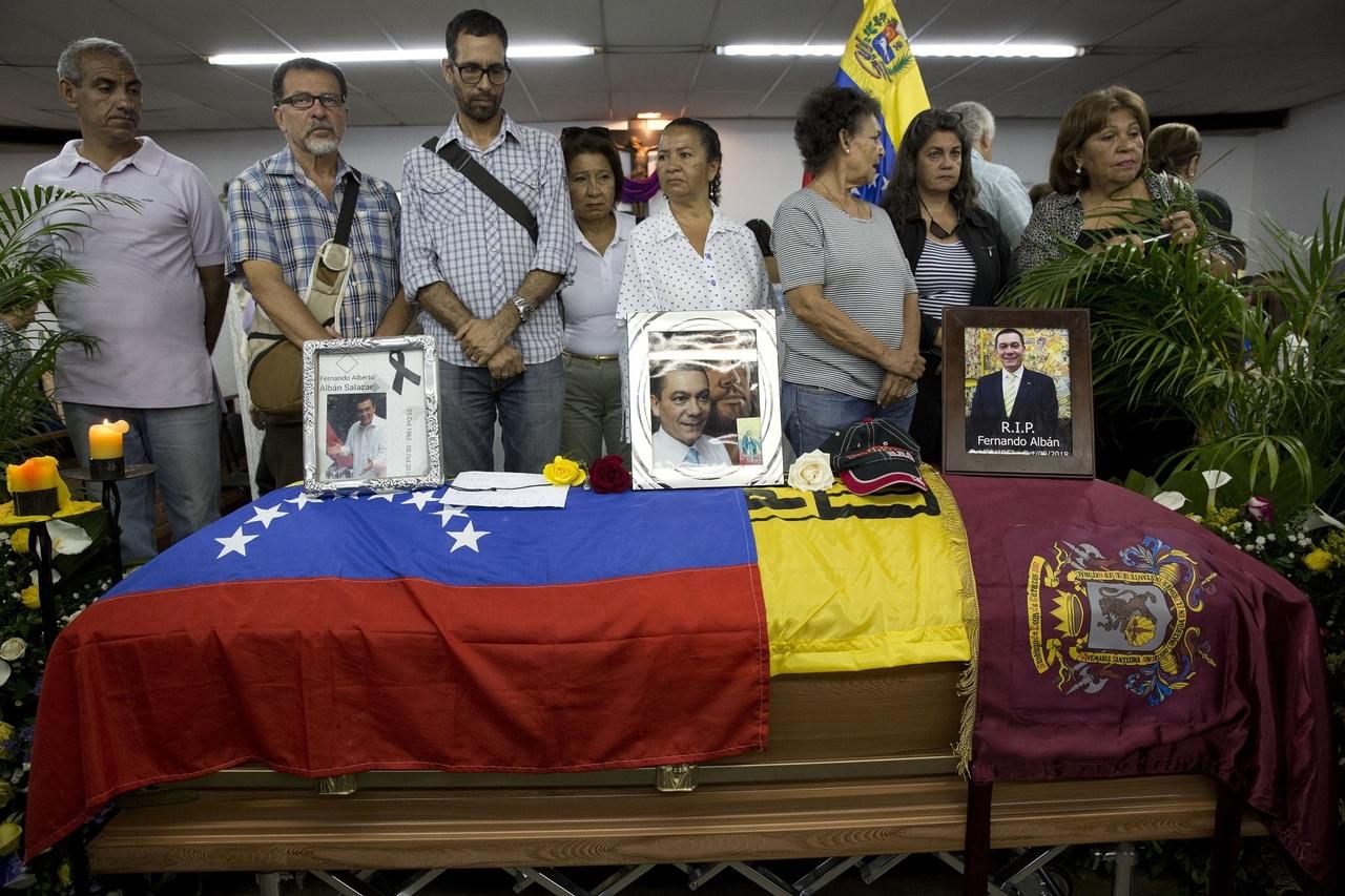 Fernando Albán fue asesinado: Luisa Ortega