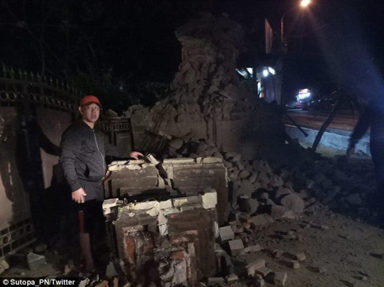 Un fuerte sismo sacude Papúa Nueva Guinea