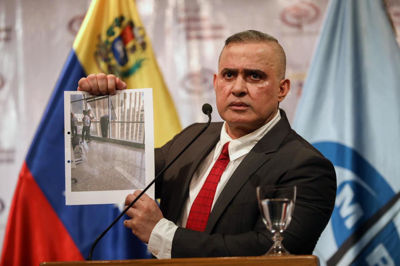 Reitera fiscalía venezolana suicidio de concejal