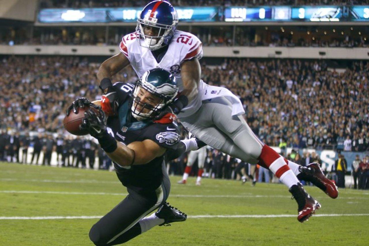 Eagles y Giants chocan en semana 6