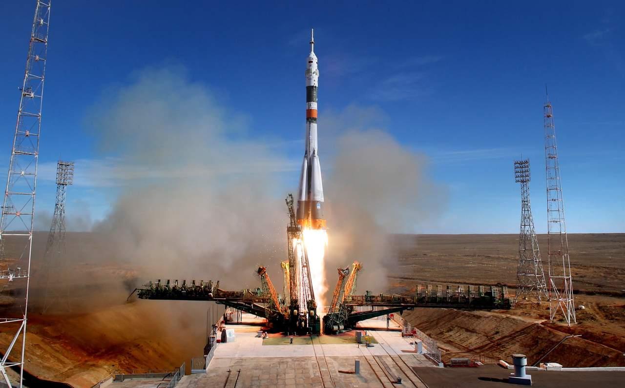 Abortan misión de nave Soyuz a la EEI por despegue fallido