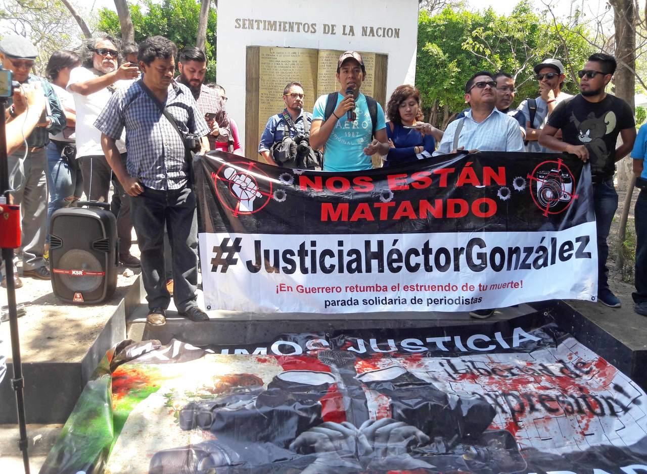 Registra 2018 más asesinatos de periodistas que 2017