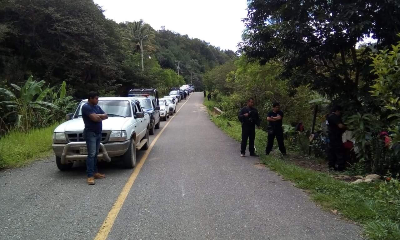 Fiscalía de Oaxaca busca a dos agentes desaparecidos