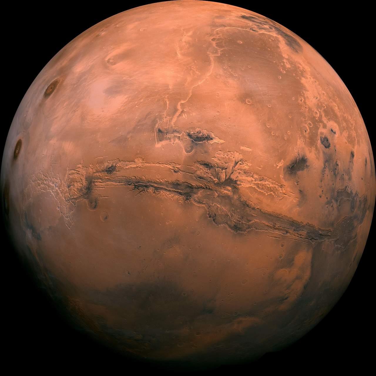 ¿Hay más depósitos de agua líquida en el subsuelo de Marte?