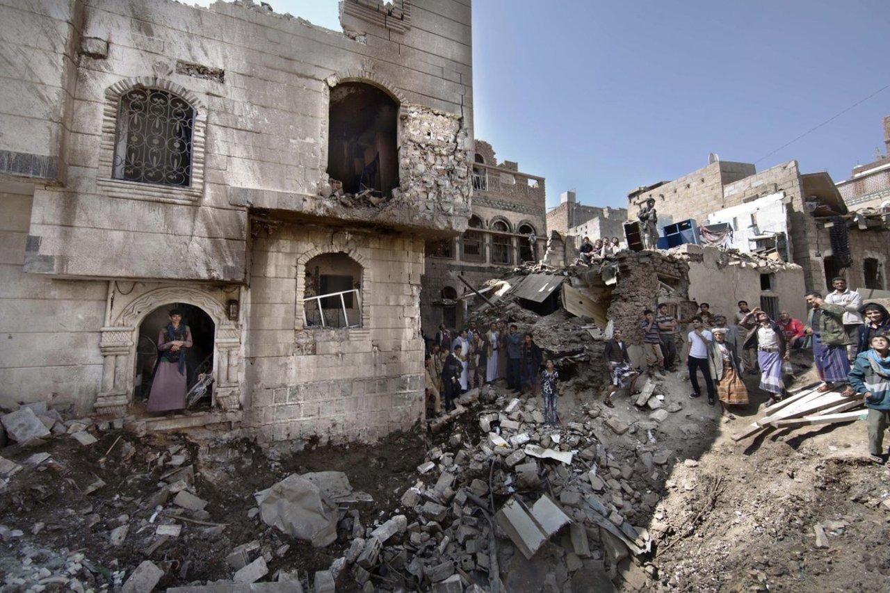Condenan muerte de civiles en Yemen