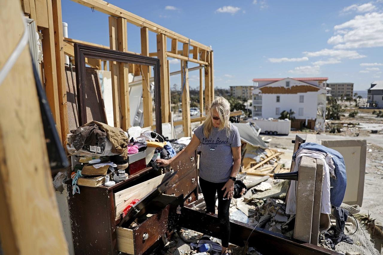Florida aturdida por devastación