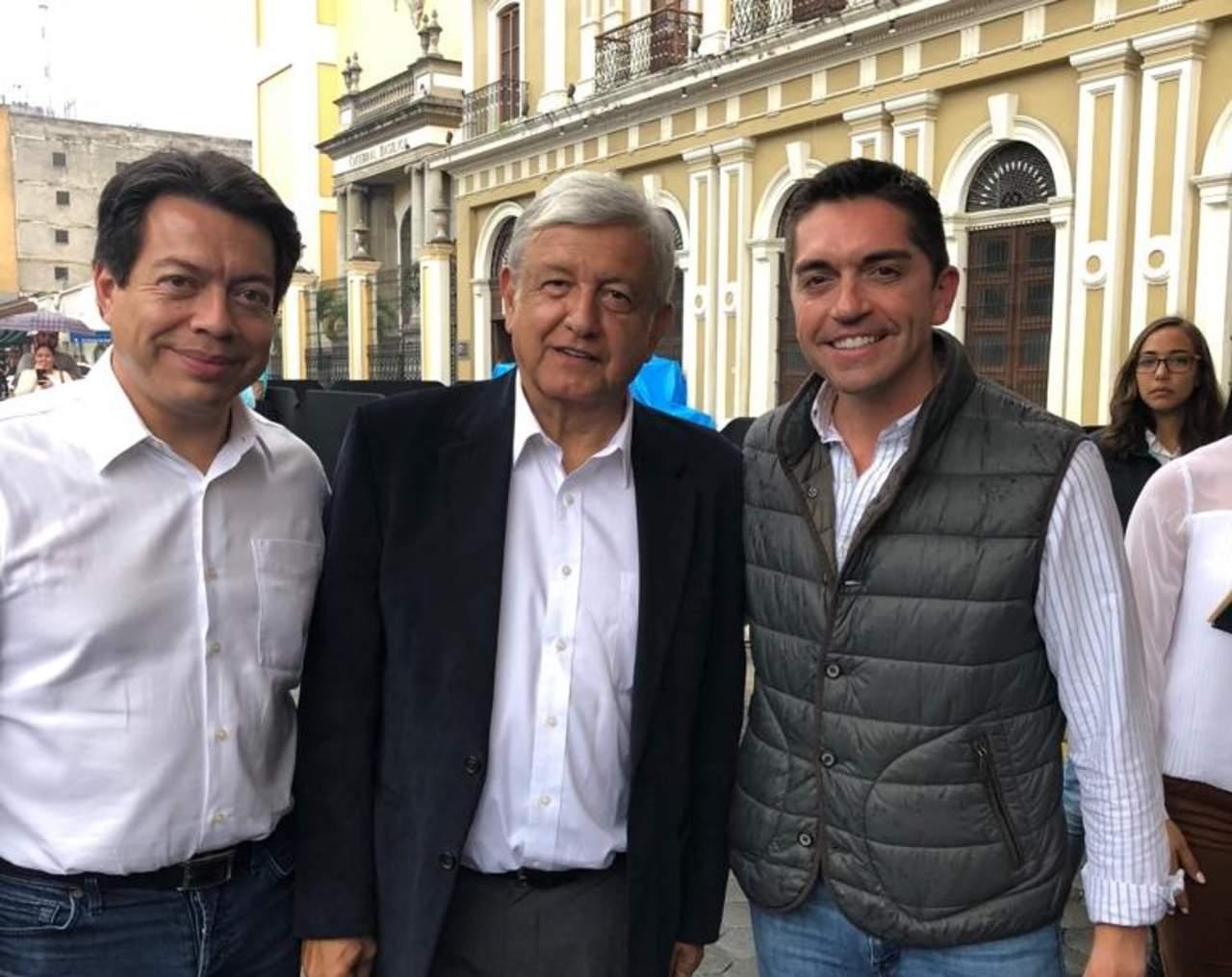 Luis Fernando Salazar renuncia al PAN; se va a Morena