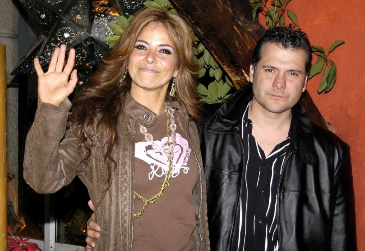 Tras rumores de separación, Gloria Trevi reaparece junto a su esposo