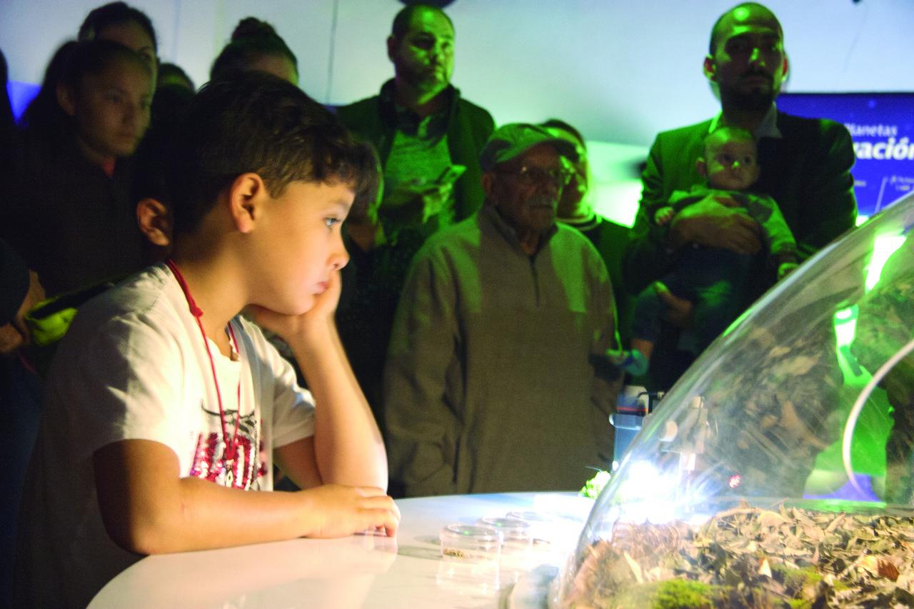 Planetarium Torreón abre nueva muestra
