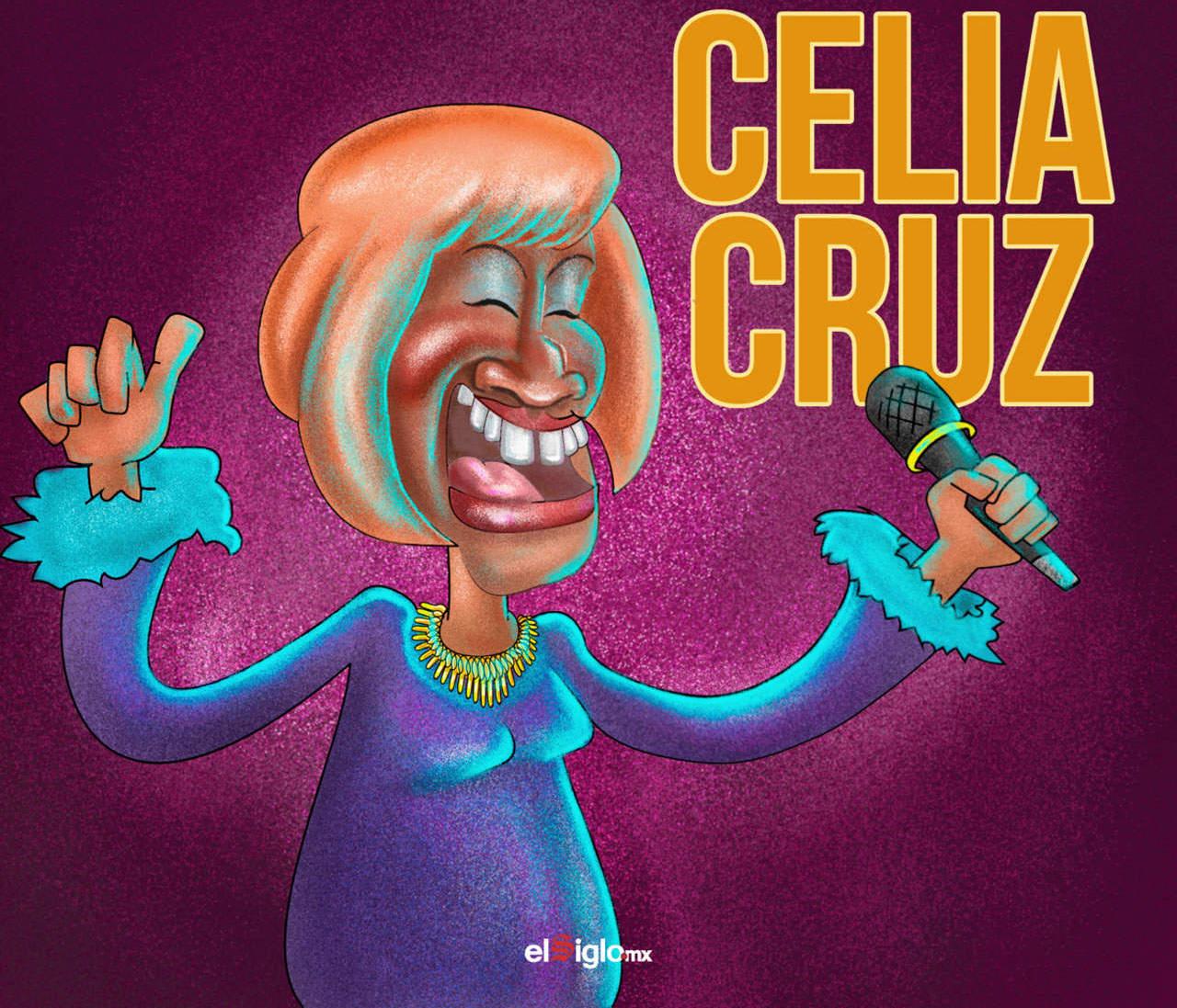 1925: Da su primer respiro Celia Cruz, la más popular cantante cubana