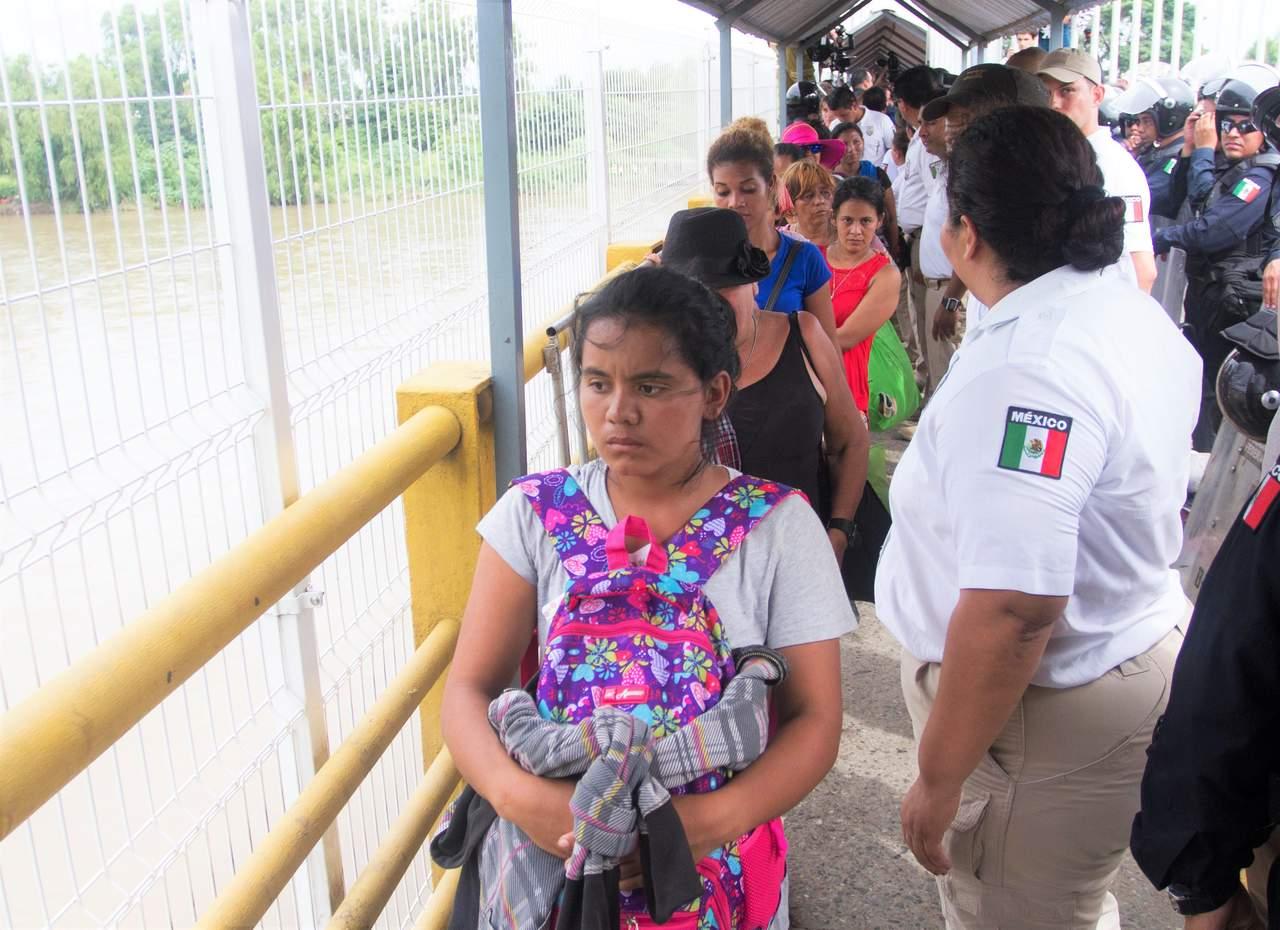 México expulsa a más centroamericanos