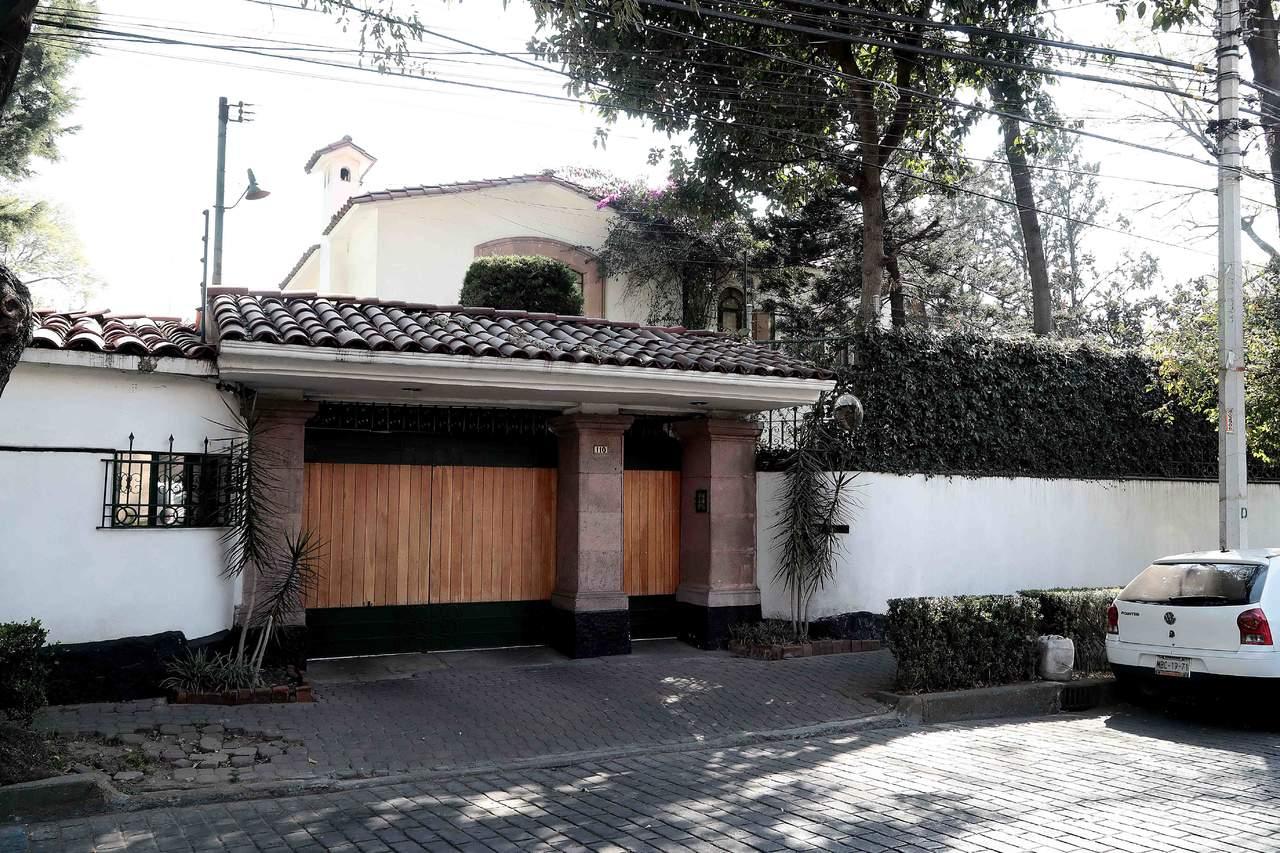 Reportan balacera en domicilio de Norberto Rivera