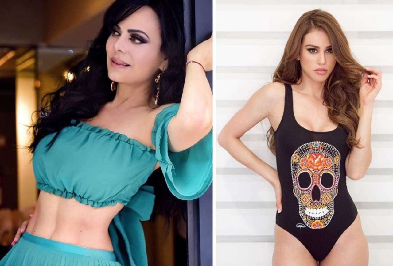 Maribel Guardia deja en ridículo a Yanet García en Hoy