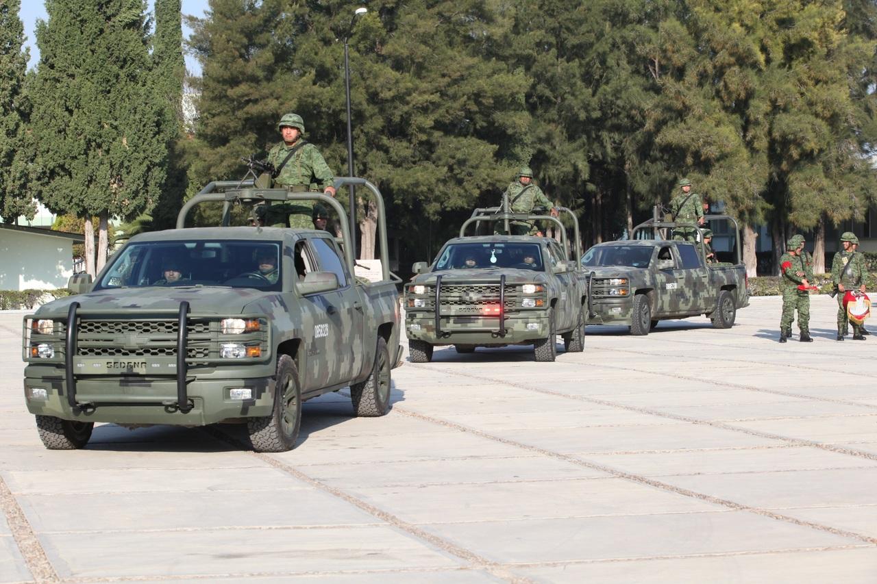 Favorece a Durango presencia militar: AT