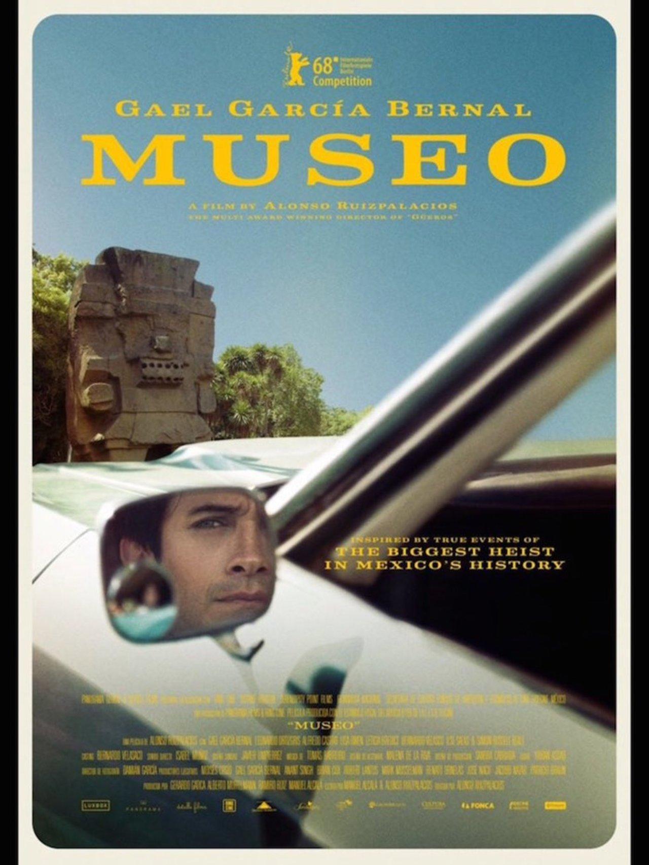 La cinta Museo se verá en 10 países