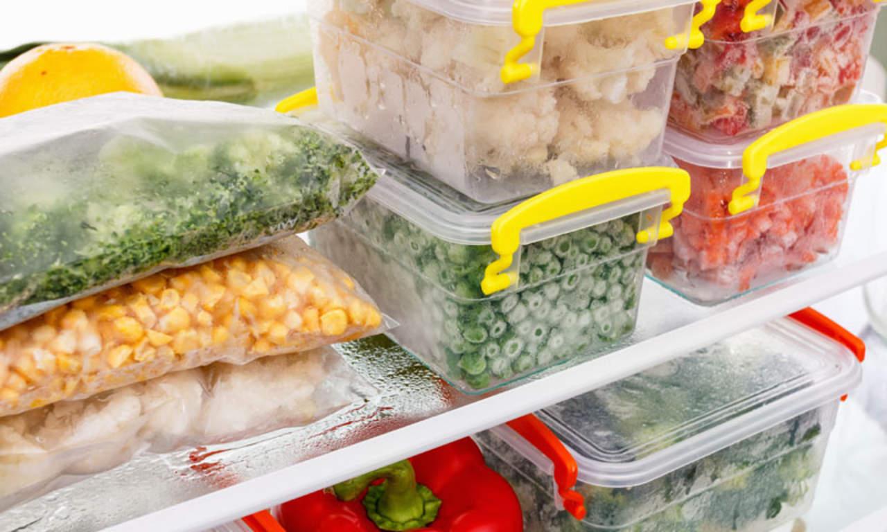 Mitos y verdades de los alimentos congelados