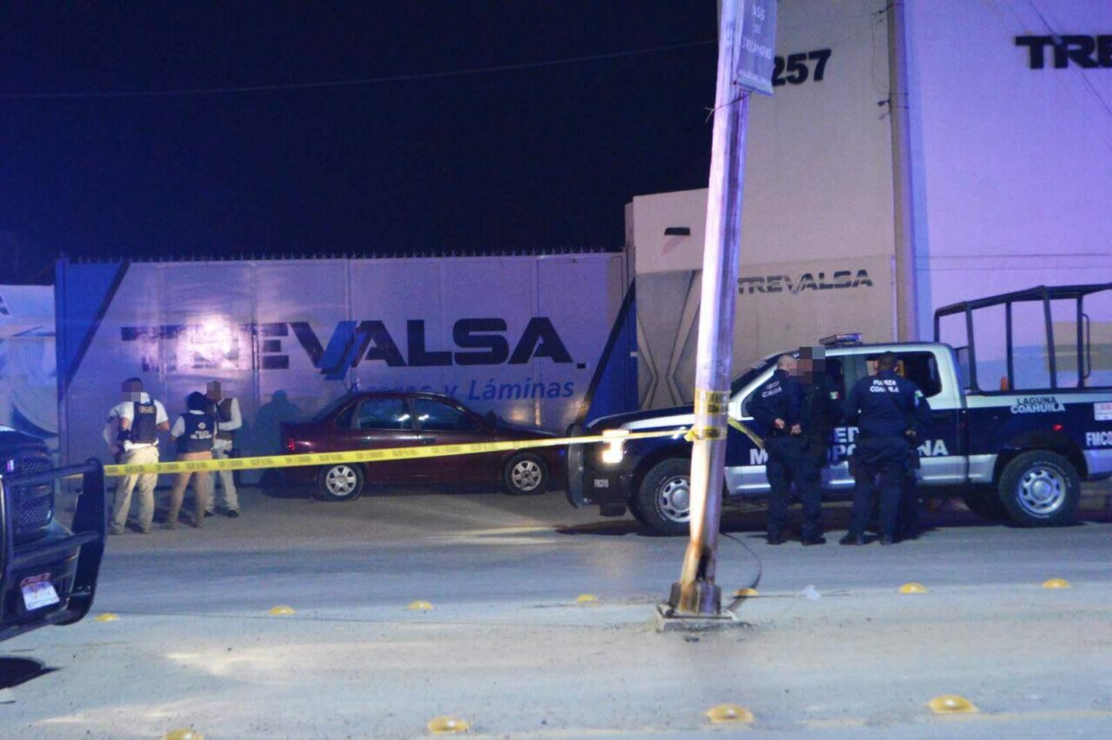 Agreden a tiros a negocio de Torreón