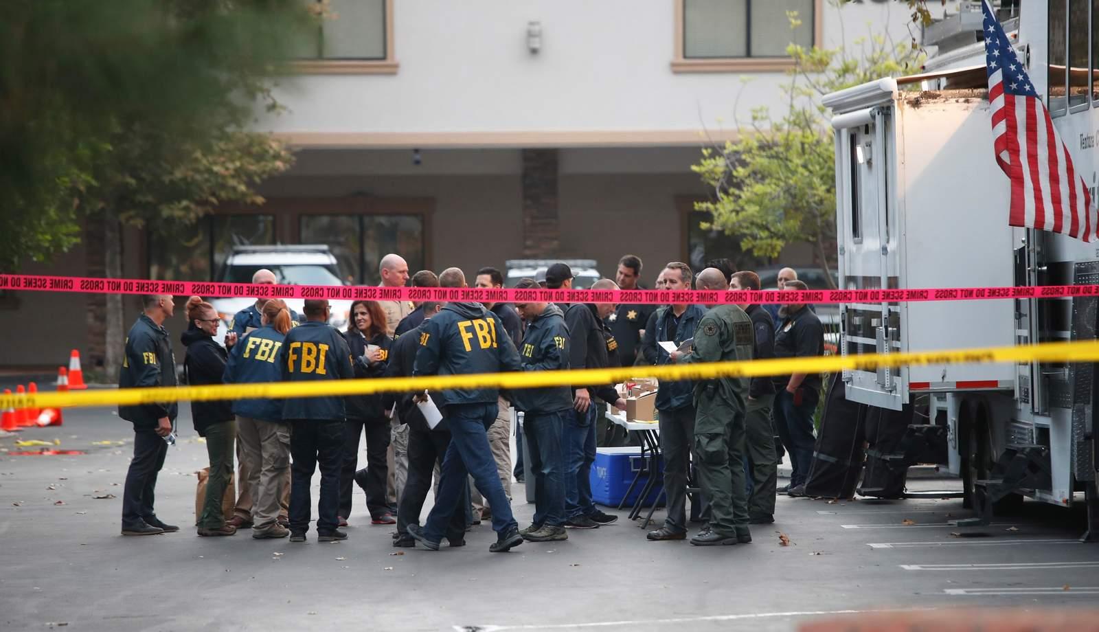 Identifican al autor del tiroteo en California