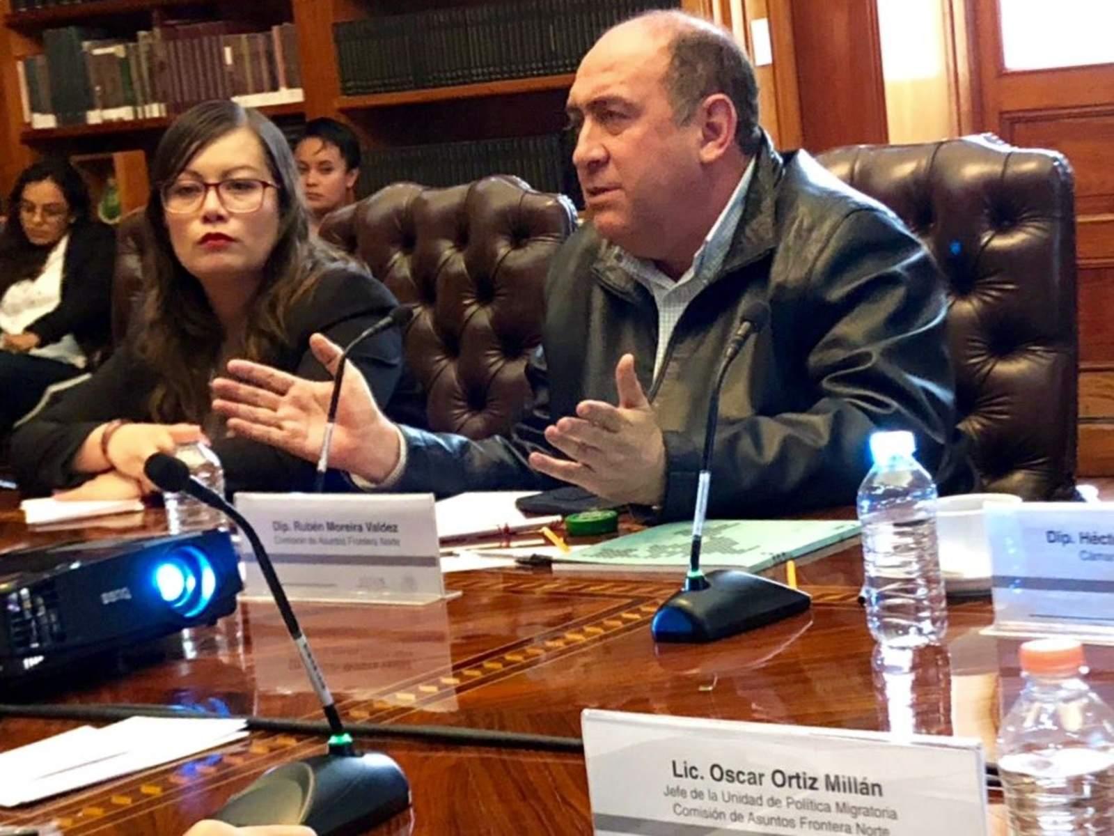 Designan a Rubén Moreira delegado especial para elección en Monterrey